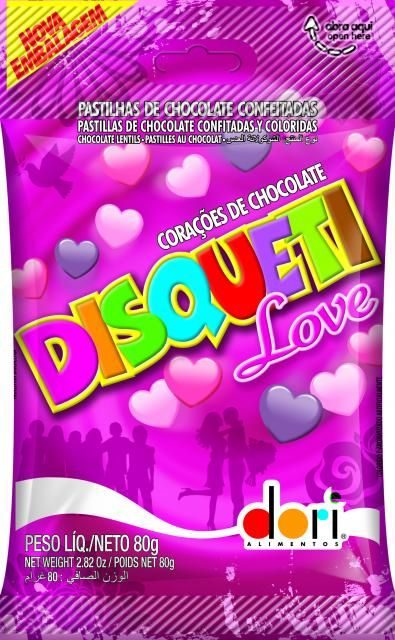 Disquete Love